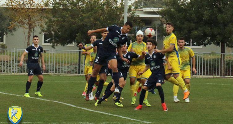 Super League K19: Παναιτωλικός (0-0) Απόλλων Σμύρνης