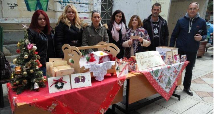 Χριστουγεννιάτικη εκδήλωση-μήνυμα αγάπης από το Σχολείο Δεύτερης Ευκαιρίας Αγρινίου