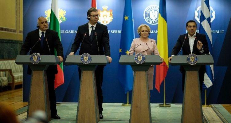 Τετραμερής Βουλγαρίας – Ελλάδας – Ρουμανίας – Σερβίας στο Βελιγράδι