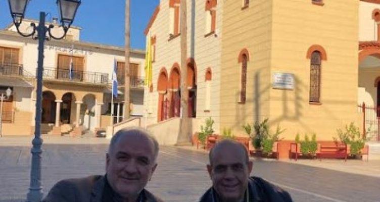Μεσολόγγι: Ανακοίνωση υποψηφιότητας με τον συνδυασμό του Κώστα Λύρου