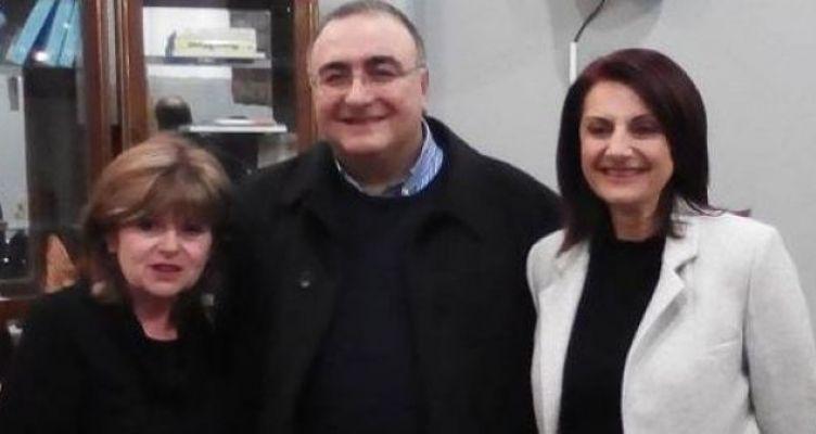 Αγρίνιο: Παρουσιάστηκε το βιβλίο «Το Ρόδο και η άκανθα» της Βησσαρίας Ζορμπά – Ραμμοπούλου