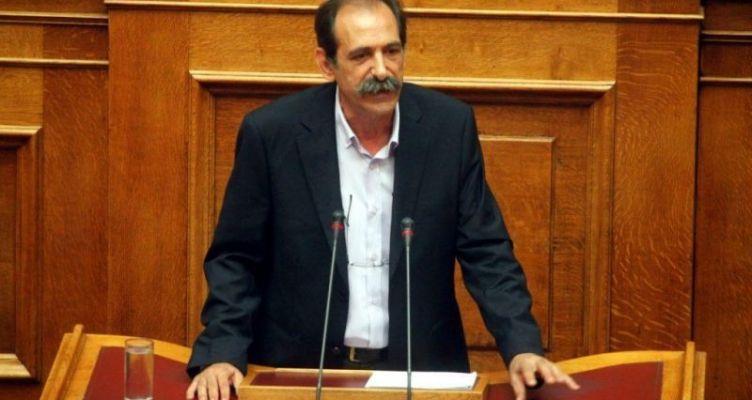 Υποψήφιος Π.Δ.Ε. ο Βασίλης Χατζηλάμπρου