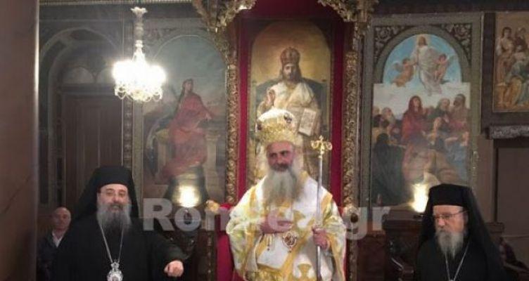 Χειροτονία του Αιτωλοακαρνάνα Μητροπολίτη Κανάγκας κ. Θεοδοσίου (Φωτό)