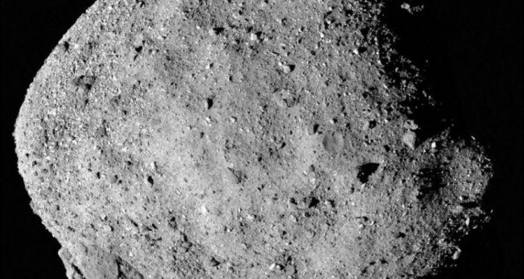 Πρωτοχρονιά στον μικρό αστεροειδή Μπενού για τo OSIRIS-REx της NASA