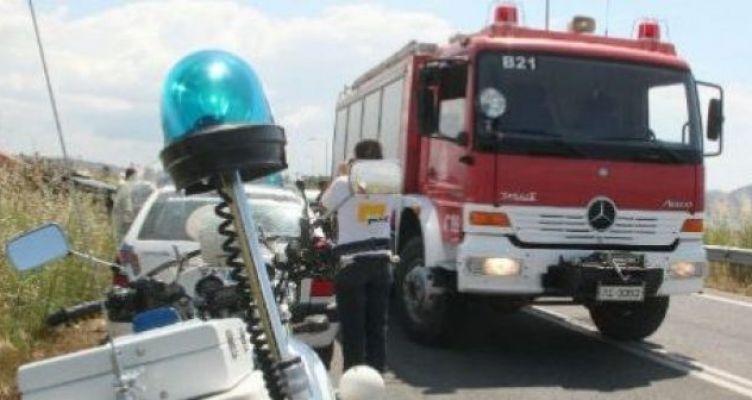 2019 – Αγρίνιο: Τα πρώτα συμβάντα σε Αστυνομία και Πυροσβεστική