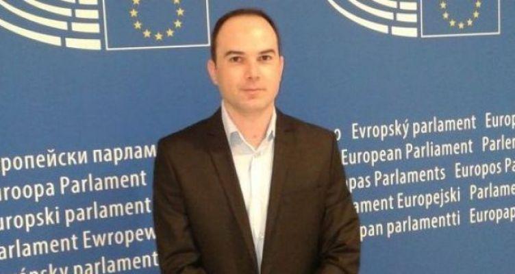 Ο Λάμπρος Δημητρογιάννης μέλος της Οικονομικής Επιτροπής της Π.Δ.Ε.