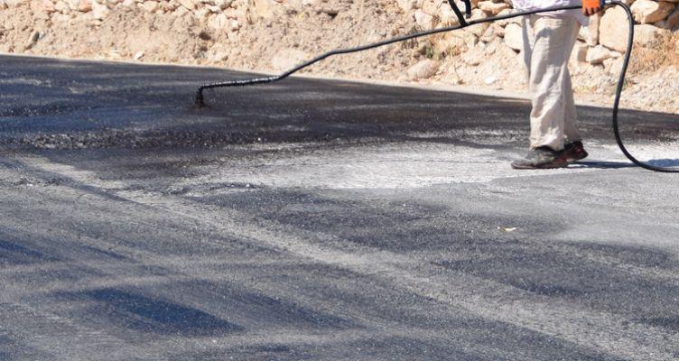 Αποκατάσταση οδοποιίας στο Μεσόκαμπο Μεσολογγίου