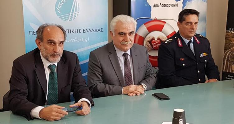 Κατσιφάρας και Ανδρικόπουλος για τον εξοπλισμό της ΕΛ.ΑΣ.