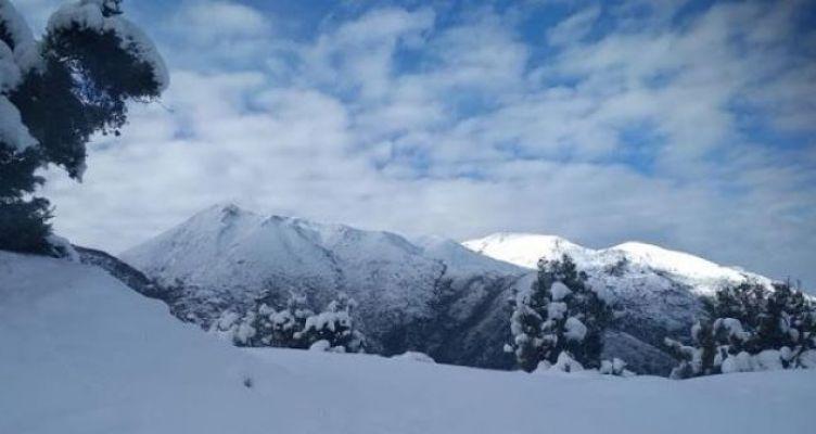 Ποια Ελβετία; Η Κομπωτή Ξηρομέρου ντυμένη στα λευκά πιο όμορφη από ποτέ! (Φωτό)