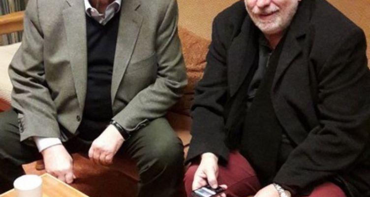 Συνάντηση Παπαδόπουλου – Κωνσταντόπουλου στο Μεσολόγγι