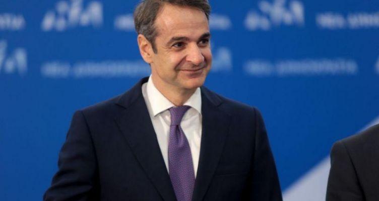 Επίσκεψη του Πρωθυπουργού Κυριάκου Μητσοτάκη στο Παρίσι
