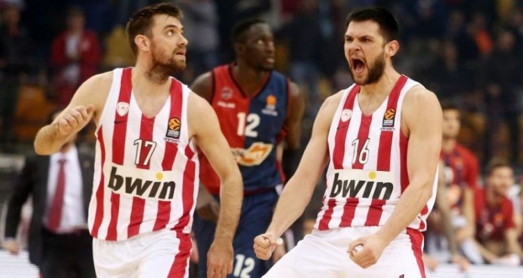 Basket League: Η «ερυθρόλευκη» ανακοίνωση για το Ολυμπιακός – Προμηθέας Πατρών