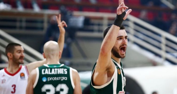 Euroleague Basketball: Ο Παναθηναϊκός επικράτησε της Μπάγερν Μονάχου στο Ο.Α.Κ.Α.