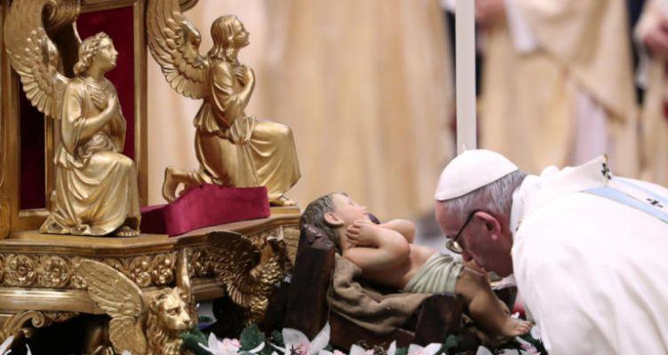 Το Πρωτοχρονιάτικο μήνυμα του Πάπα Φραγκίσκου