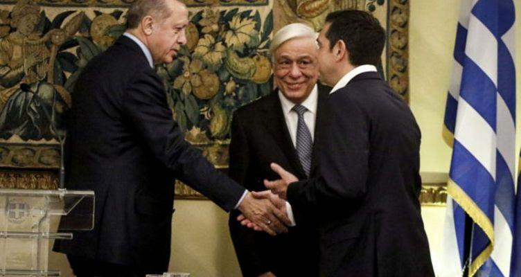 Ηχηρές απαντήσεις Παυλόπουλου και Τσίπρα στις προκλητικές δηλώσεις Ερντογάν