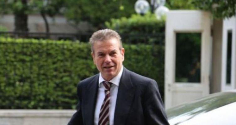 Στο Μεσολόγγι ο Υφ. Εργασίας και Κοινωνικής Ασφάλισης Α. Πετρόπουλος