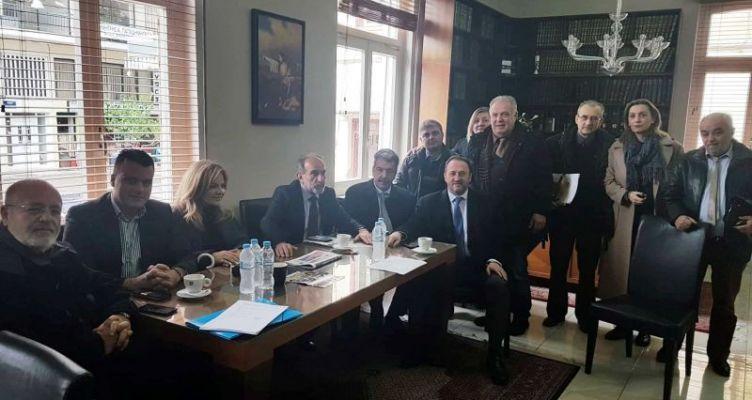 Μεσολόγγι: Την άνοιξη η νέα πτέρυγα στο Σελίβειο Γηροκομείο – Επίσκεψη Κατσιφάρα