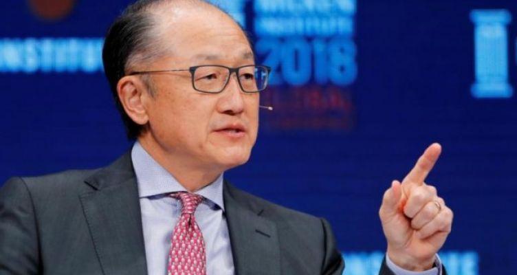 Τζιμ Γιονγκ Κιμ: Παραιτήθηκε ο πρόεδρος της Παγκόσμιας Τράπεζας!