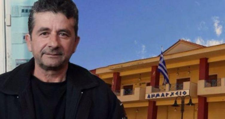 Νέος Αντιδήμαρχος Αλυζίας Δήμου Ξηρομέρου ο Θωμάς Ρεντούλης