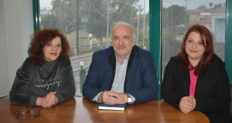 Μεσολόγγι: Νέες υποψηφιότητες για τον συνδυασμό του Κώστα Λύρου
