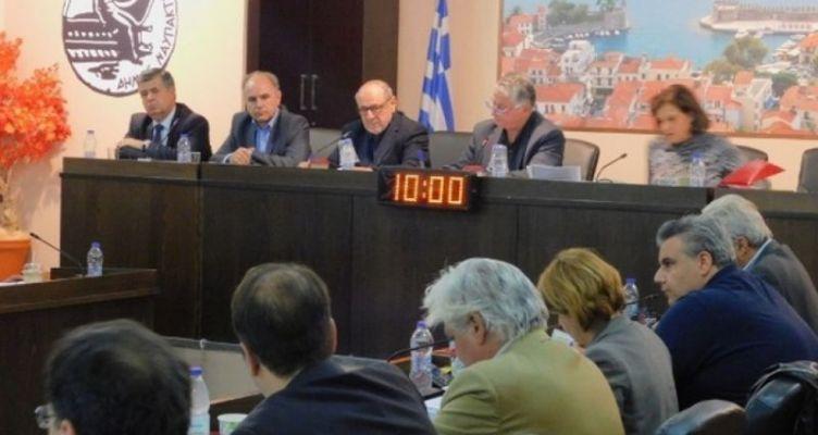 Διαφωνία για την έδρα του ΦΟΔΣΑ στο Δ.Σ. Ναυπακτίας