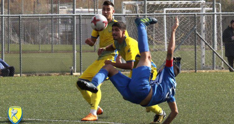 Super League K19: Ισοπαλία για τον Παναιτωλικό