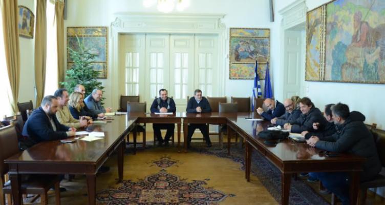 Δημαρχείο Πατρέων: Σύσκεψη για την Ανακύκλωση