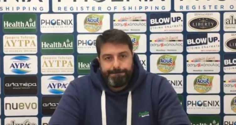 Α2 Μπάσκετ Ανδρών: Να ξεκινήσει τη νέα χρονιά με το δεξί θέλει ο Χαρίλαος (Βίντεο)