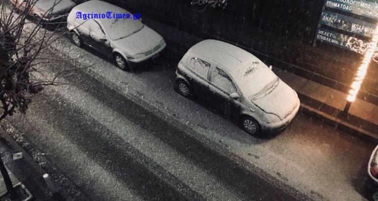 Έκτακτο δελτίο Ε.Μ.Υ.: Έρχονται χιόνια, θυελλώδεις άνεμοι και παγετός