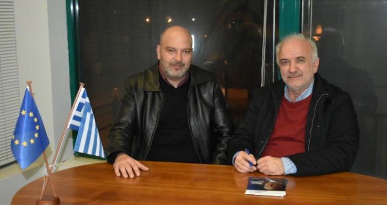 Μεσολόγγι: Στο ψηφοδέλτιο του Κώστα Λύρου ο Χρήστος Συντζιρμάς
