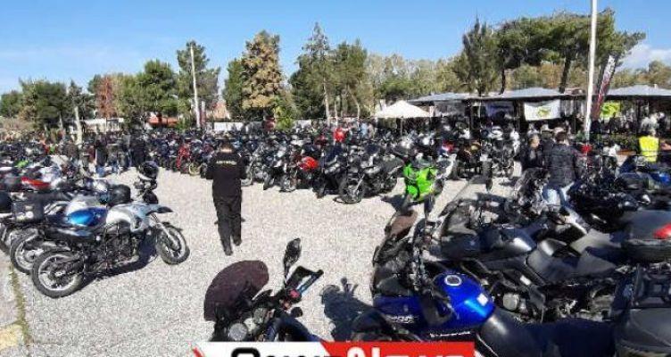 Μοτοσυκλετιστές από όλη την Ελλάδα στο Μεσολόγγι