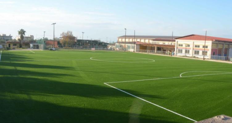 Πάτρα: Παραδίδεται το ανακατασκευασμένο Δημοτικό Γήπεδο στο Πετρωτό