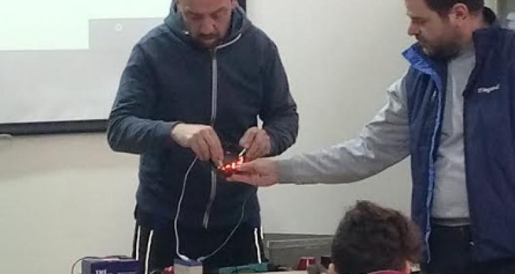 Αγρίνιο: Εκπαιδευτική επίσκεψη μαθητών στον Σ.Ε.Η.Α. «Ο ΘΑΛΗΣ»
