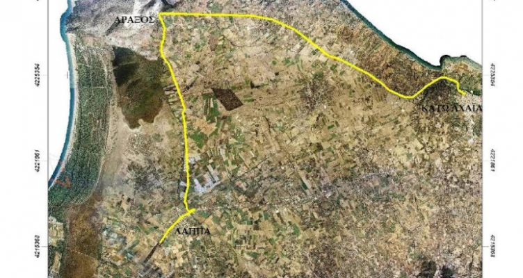 Σ' εξέλιξη έργα που βελτιώνουν το οδικό δίκτυο και στους πέντε Δήμους της Αχαΐας