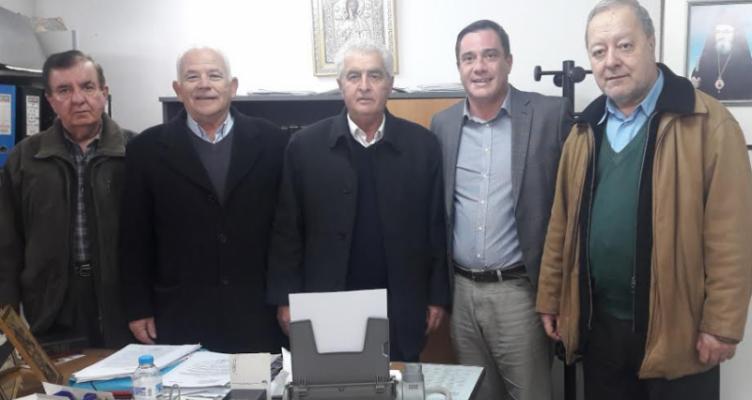 Συνάντηση Φεύγα με τον Σύλλογο Πολυτέκνων Αγρινίου και Περιχώρων