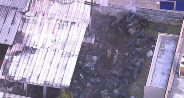 Βραζιλία: Τουλάχιστον δέκα νεκροί μετά από πυρκαγιά στο προπονητικό κέντρο της Φλαμένγκο