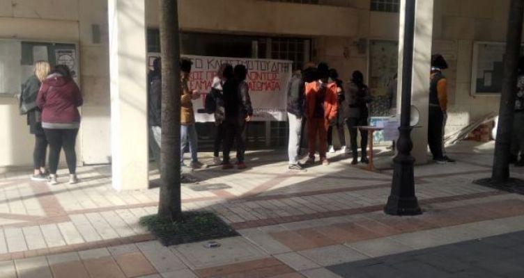 Παρέμβαση Εισαγγελέα για την κατάληψη του Δημαρχείου Αγρινίου από τους φοιτητές