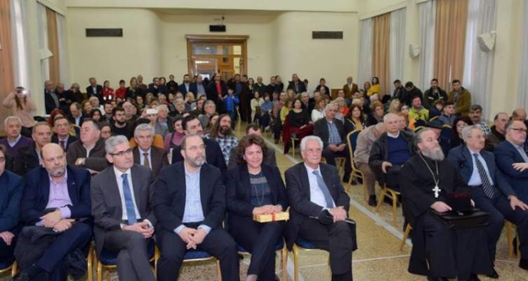 Πάτρα: Εκδήλωση του ΓΕΩΤ.Ε.Ε. με το Φορέα Διαχείρισης Χελμού-Βουραϊκού