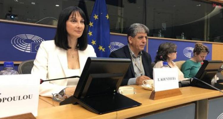 Στις Βρυξέλλες η Έλενα Κουντουρά για προώθηση τουρισμού στην ατζέντα της Ευρωπαϊκής Ένωσης