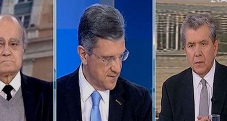 Μητρόπουλος και Ρωμανιάς προχωρούν σε νέα πολιτική κίνηση (Βίντεο)
