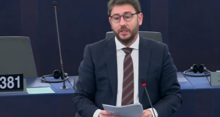 Νίκος Ανδρουλάκης: Με το rescEU μειώνονται οι πιθανότητες για νέες ανθρώπινες τραγωδίες (Βίντεο)