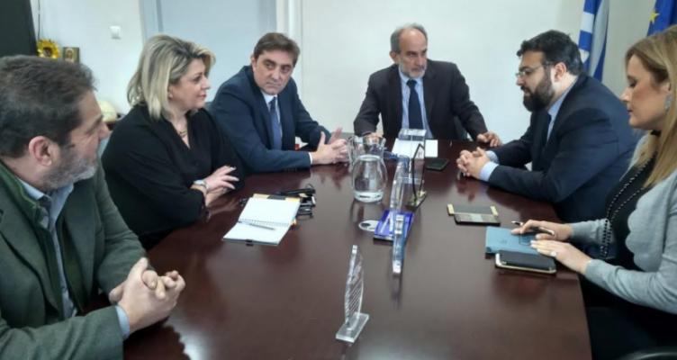 Η Περιφέρεια στηρίζει τους Παράκτιους Μεσογειακούς Αγώνες της Πάτρας