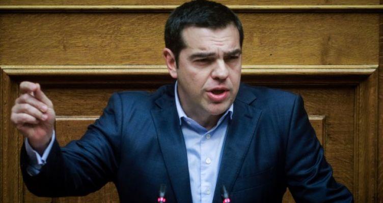 Τσίπρας: Παιχνίδια της Ν.Δ. με τον ΠτΔ – Ο Μητσοτάκης δεν θέλει επανεκλογή Παυλόπουλου