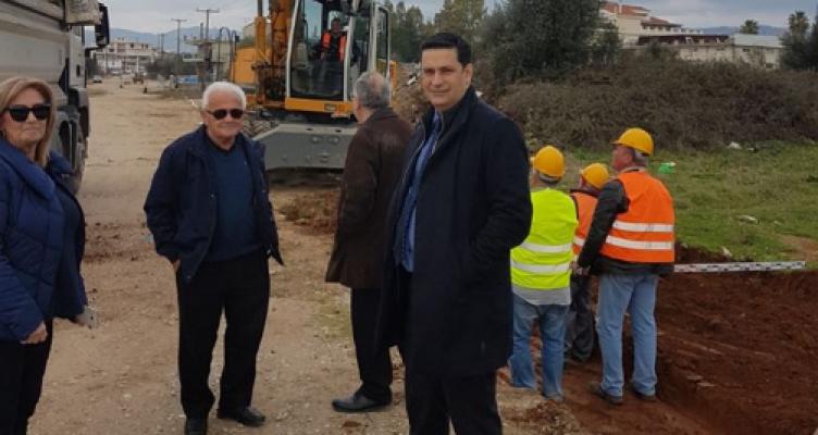 Αγρίνιο-Γιώργος Παπαναστασίου: Δηλώνω «παρών» για να ολοκληρώσω το πρόγραμμά μου