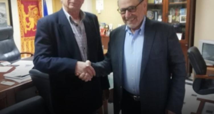 Ο Ανδρέας Βαρελάς ο νέος πρόεδρος της Τ.Κ. Σκάλας Ναυπακτίας