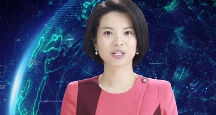 Η πρώτη ρομποτική τηλεπαρουσιάστρια είναι γεγονός