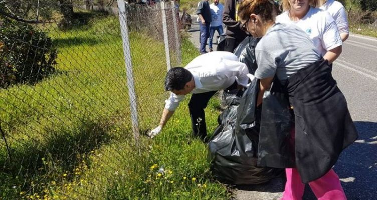 Αγρίνιο-Γιώργος Παπαναστασίου: Το περιβάλλον και η φροντίδα του είναι υπόθεση όλων