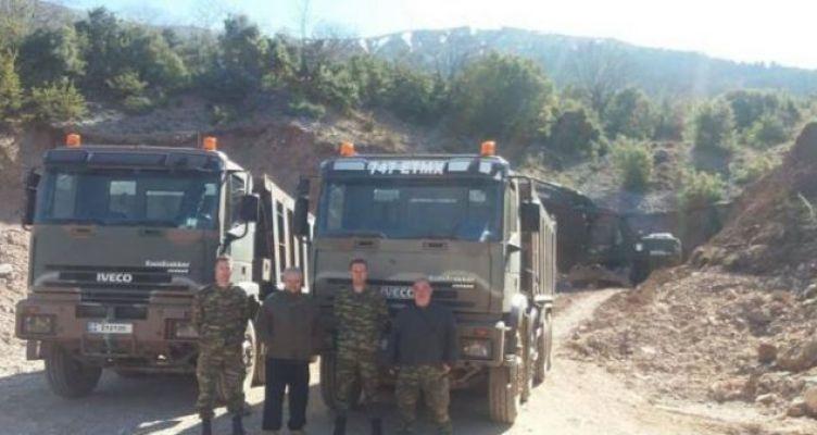 ΜΟΜΚΑ: Προχωράει η ολοκλήρωση του έργου αποκατάστασης του δρόμου Πέρκου-Περίστας