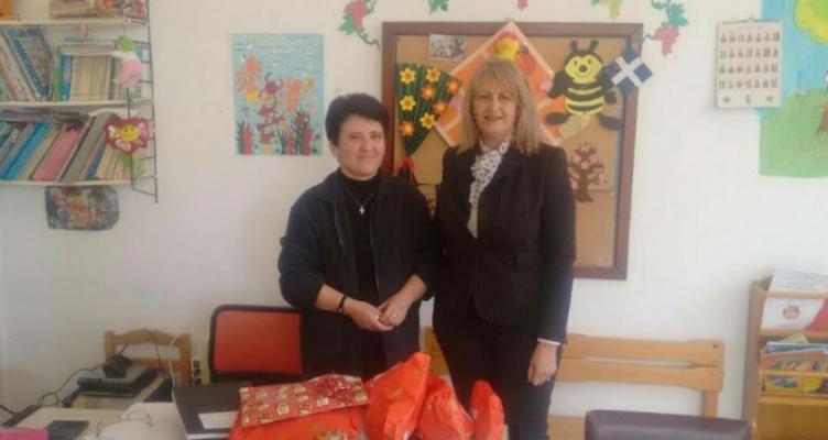 Η Ακτίνα Εθελοντισμού σε Παιδικούς Σταθμούς του Δήμου Αγρινίου