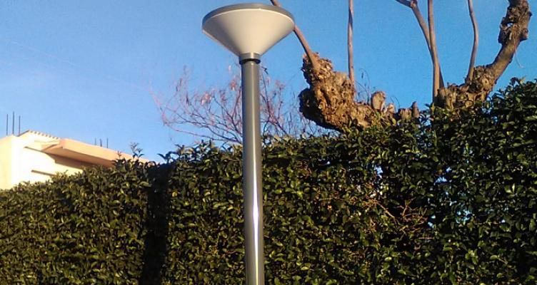 Αποκατάσταση και αναβάθμιση του δικτύου ηλεκτροφωτισμού σε δρόμους του Αγρινίου